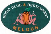 Logo - Music club &amp; restaurant Meloun