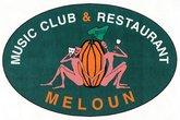 Logo - Music club & restaurant Meloun